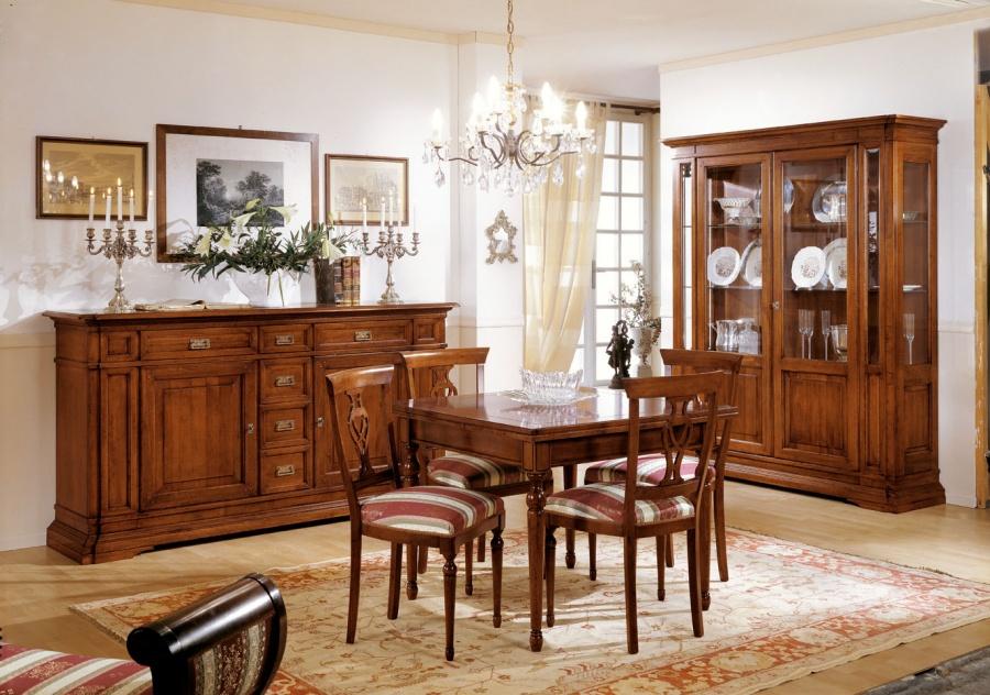 Best Arredare Sala Da Pranzo Classica Gallery - Design Trends 2017 ...