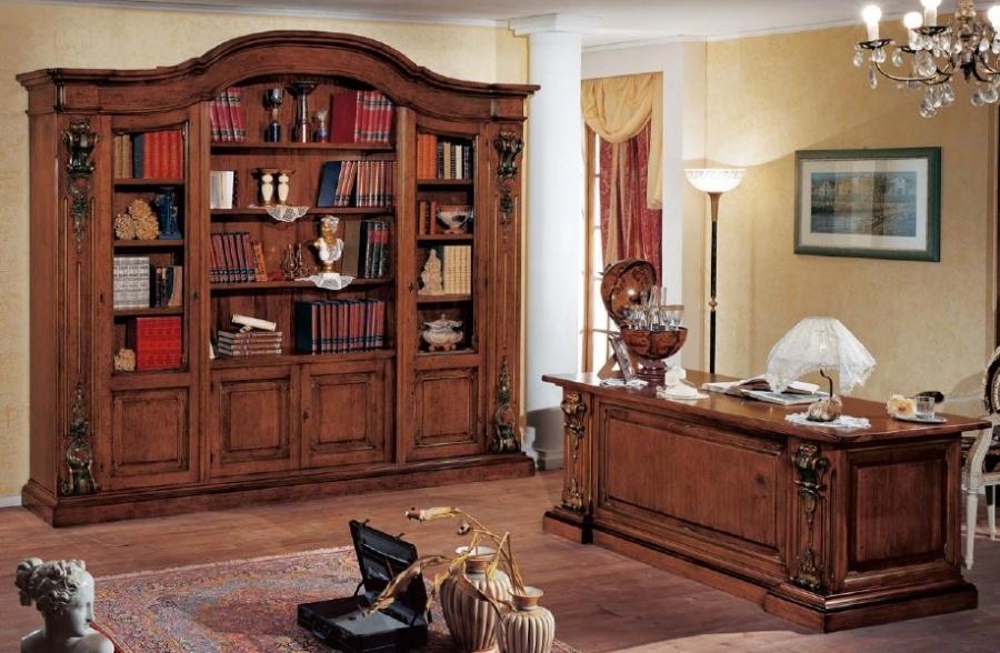 Study dane mobili - Mobili libreria classica ...
